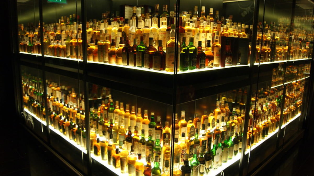 4 Great Whisky Bars to Check Out in Edinburgh