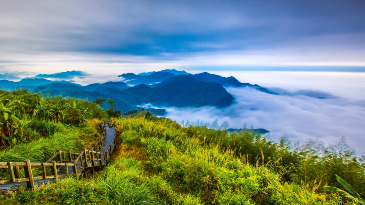 Top Things to Do in Alishan Scenic Area, Taiwan
