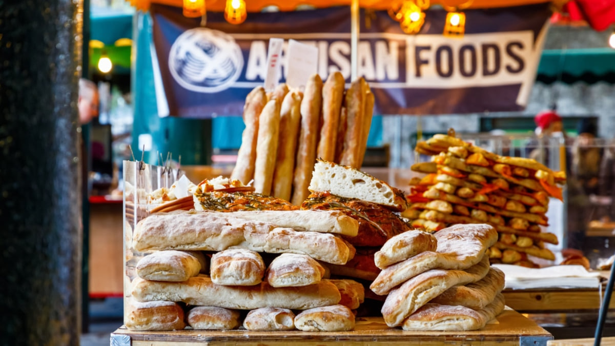 5 Food Markets You Need to Check Out in London