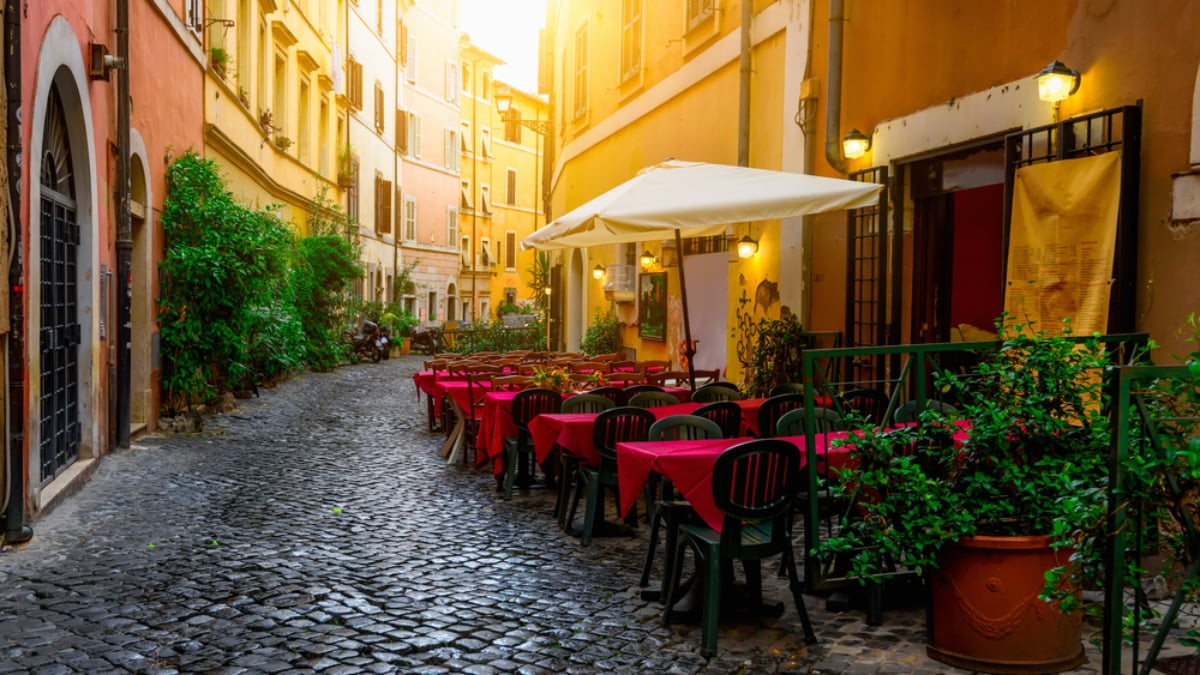 Recommended Restaurants in Rome for a Delightful Meal