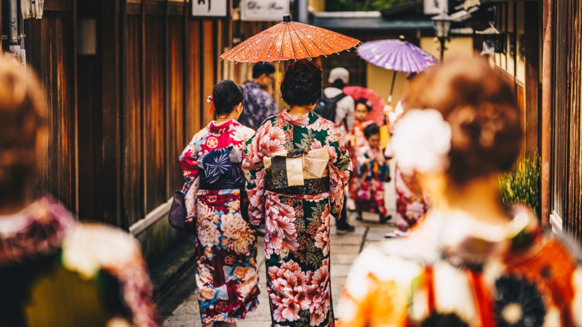 Tips on Buying a Kimono or Yukata as a Souvenir in Japan