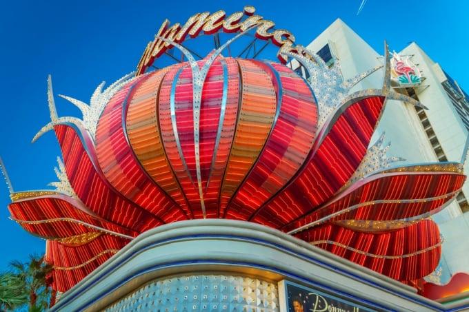Flamingo Las Vegas resort