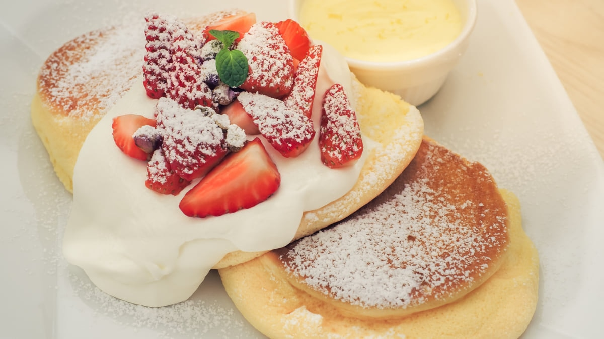 The Top 7 Places to Try Japanese Fluffy Pancakes in Tokyo