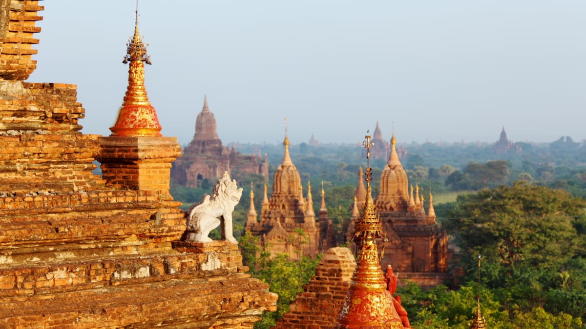 6 Temples and Sacred Sites to Check Out in Bagan, Myanmar