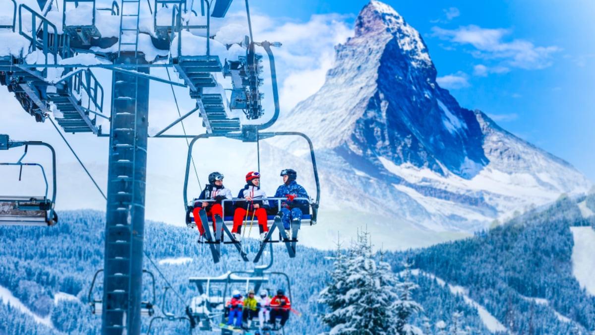 The Top 5 Ski Resorts in Switzerland