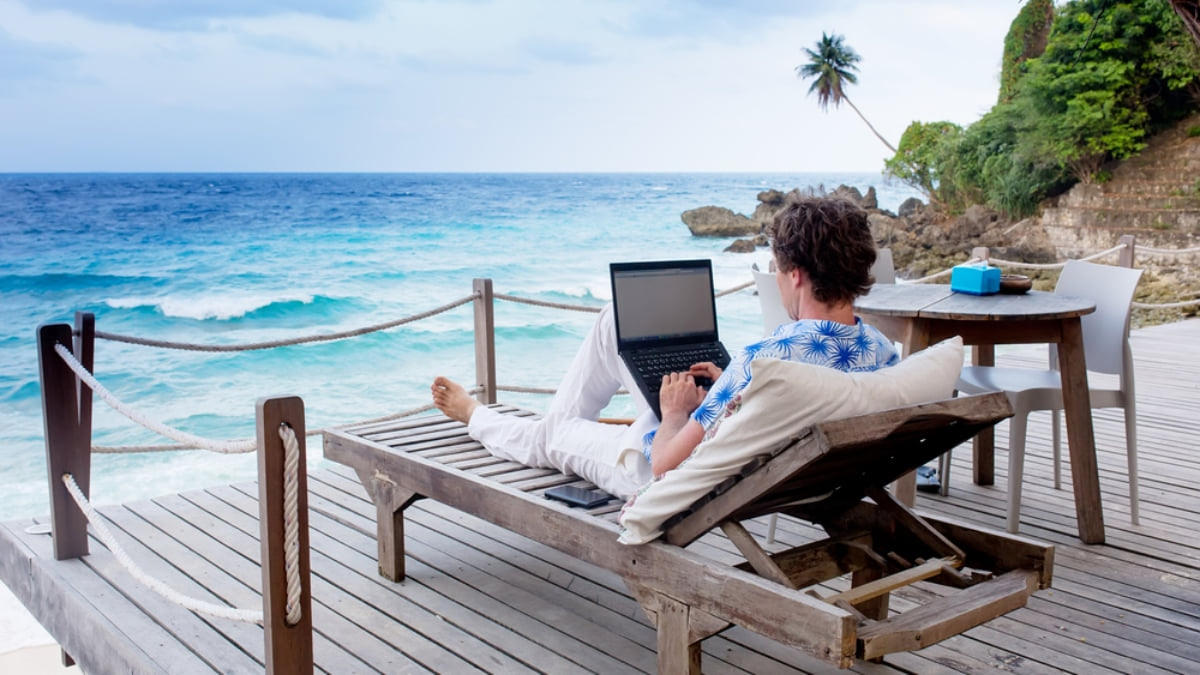 Work from Paradise, Countries Open for Travel Offering Remote Work Vacation Visas