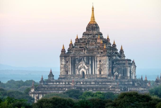 Shwesandaw Pagoda Bagan