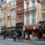 Traditional British Pubs in London UK