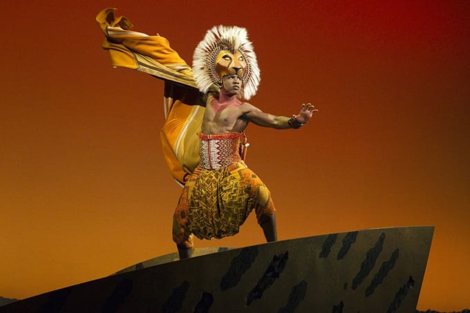 The Lion King Broadway Show New York Times Square