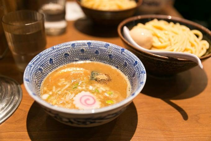 Noodles at Tokyo Ramen Street