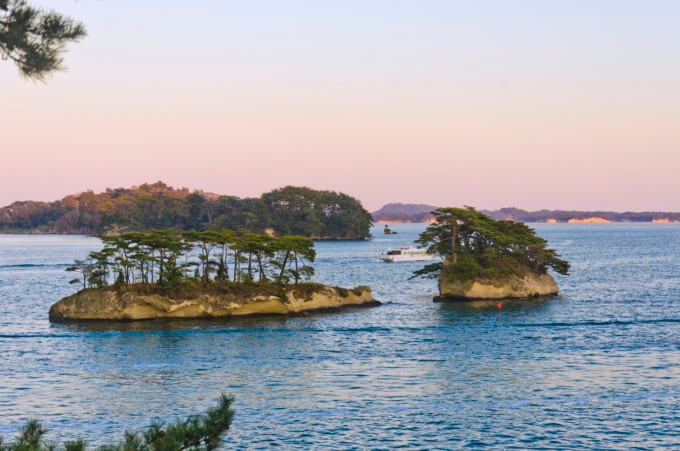 Matsushima, Miyagi Prefecture, Matsushima Bay