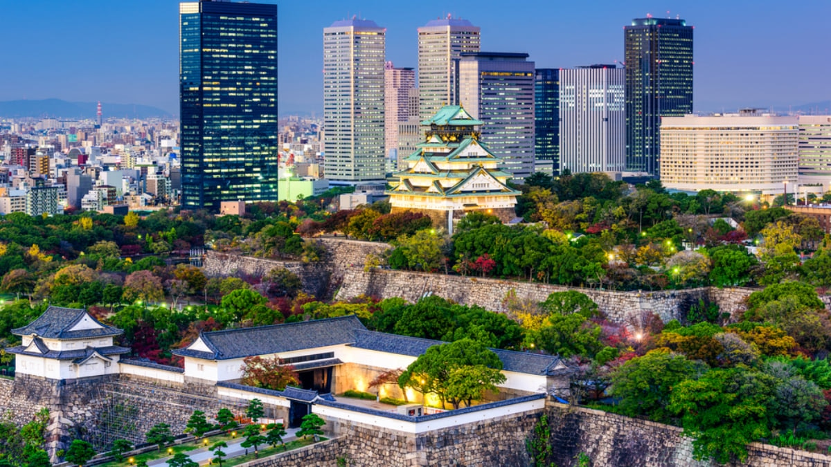 Where to Stay in Osaka: The Best Hotels in the City