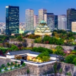 Beautiful hotels, best places to stay in Osaka
