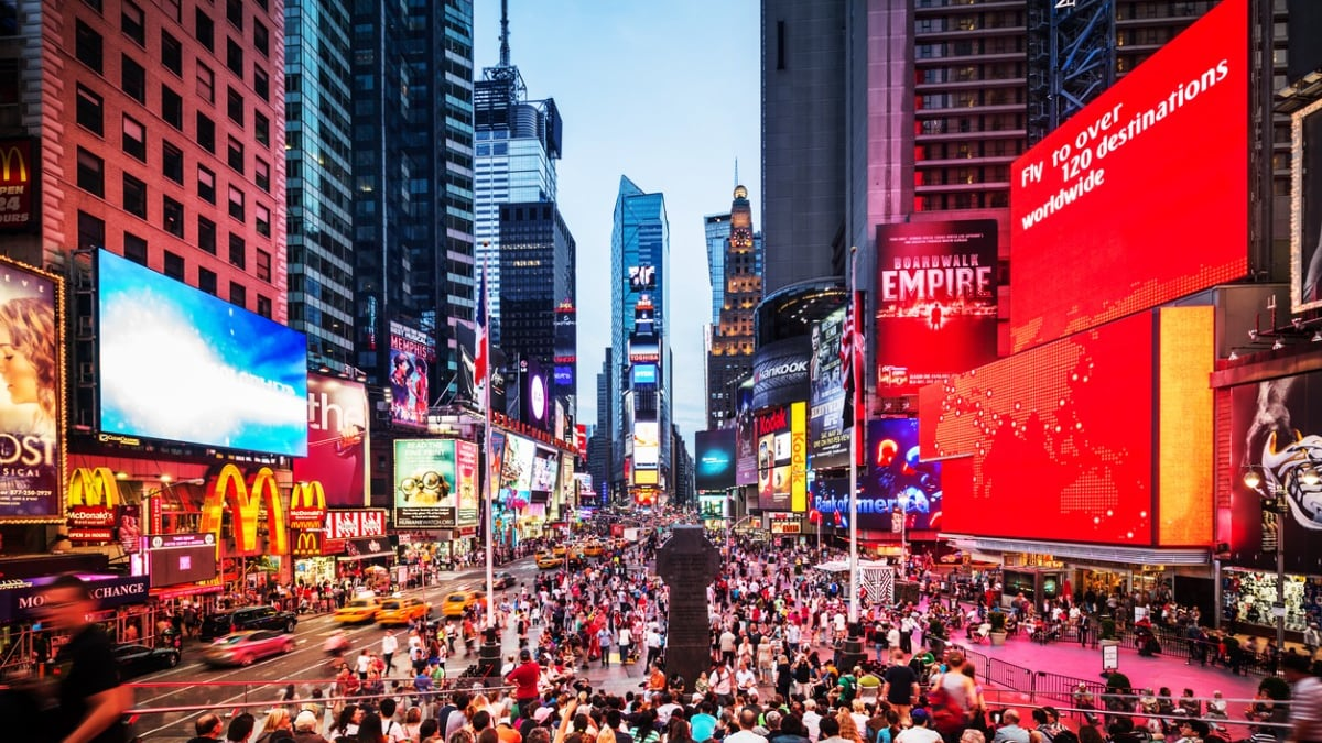 5 Things You Have to Do in Times Square, New York