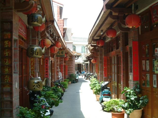 Zhongyang Old Street, historic town of Penghu