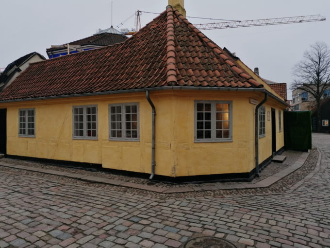 House of Hans Christian Andersen, Odense
