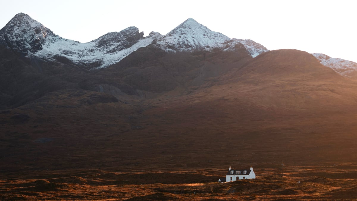 What is a Bothy? Stay For Free in Scotland As Long As You Follow These Rules