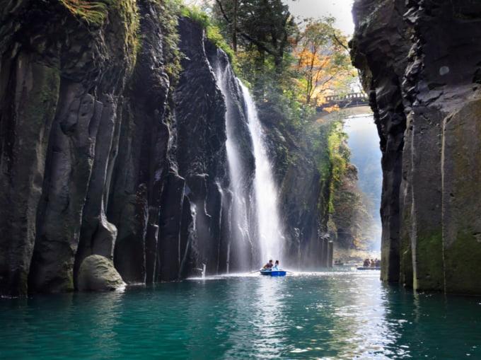 Cheap train travel rail pass in Japan, Kyushu