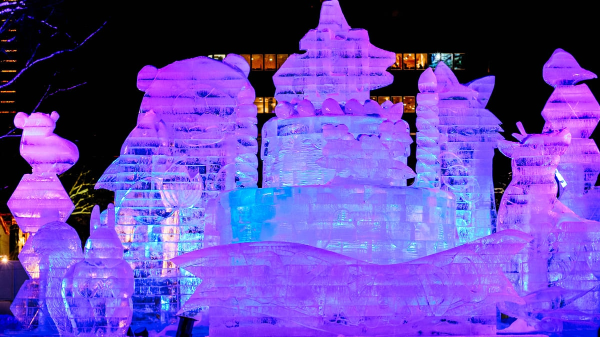 Sapporo Snow Festival Canceled and to be Held Online for 2021
