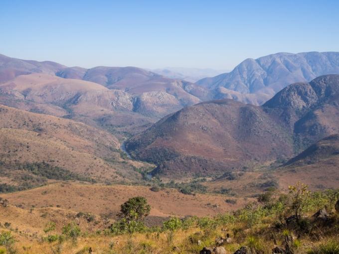 Malolotja Nature Reserve, Eswatini