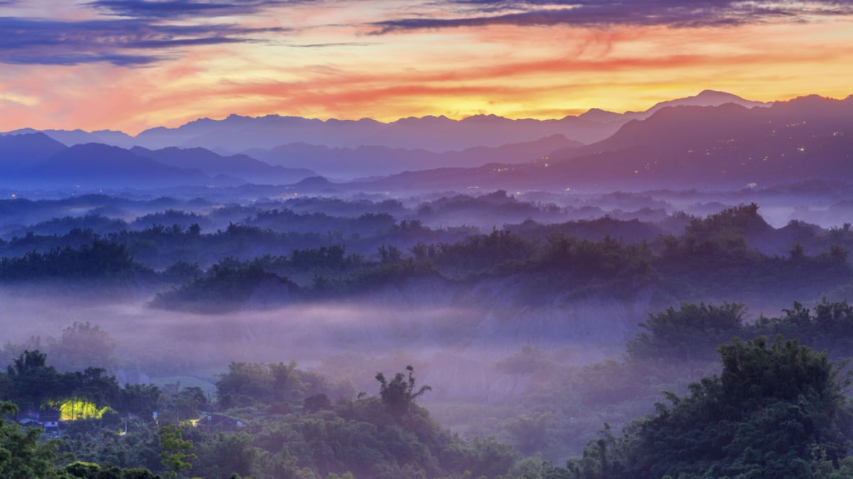 The Top 7 Places to See the Sunrise in Taiwan