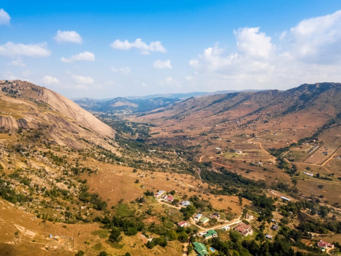 Sibebe Monolith, Eswatini