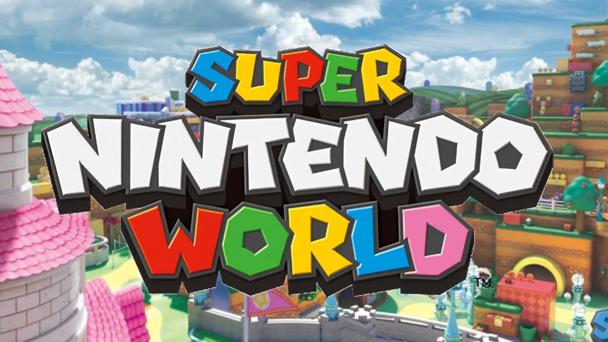 USJ Postpones Opening Date for Super Nintendo World