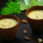 Indian drink Thandai