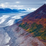 Kluane National Park Canada and Mount Logan