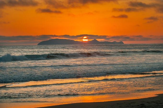 Playa La Misión, Mexico