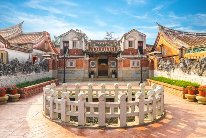 Shanhou Folk Culture Village, Kinmen, Taiwan