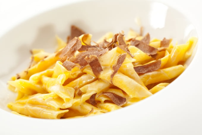 Istrian Fuži, Croatian Truffle Pasta delicious Croatian food
