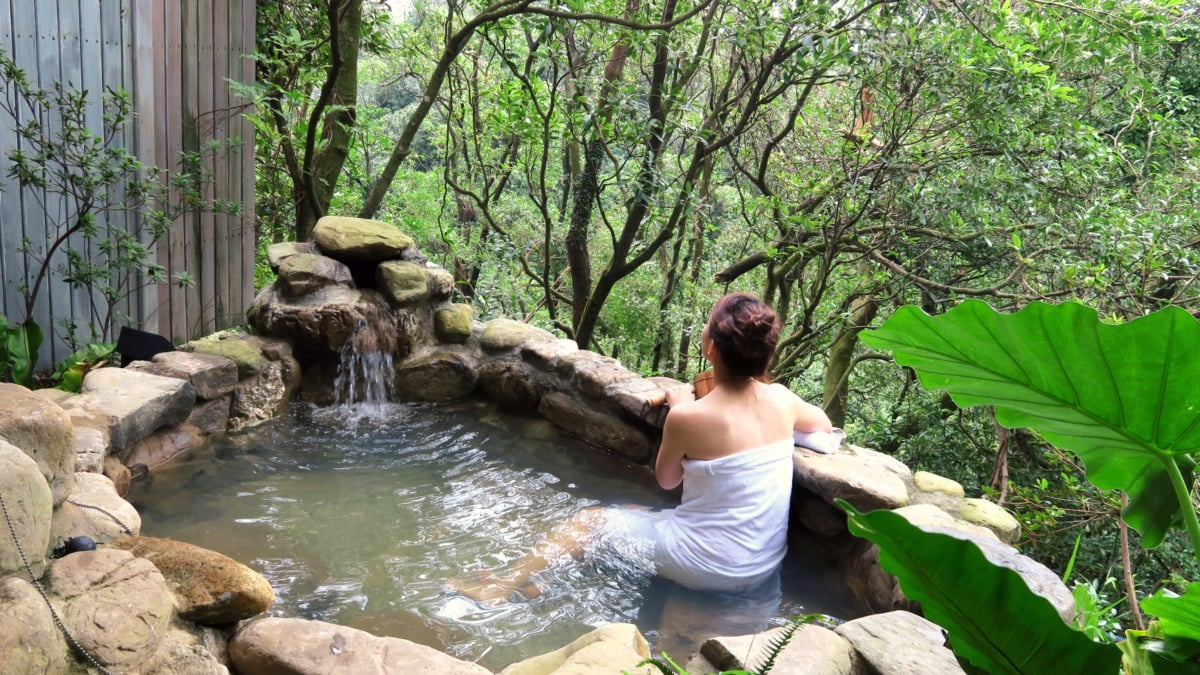 Visit These Incredible Hot Springs in Taiwan for the Ultimate Relaxation