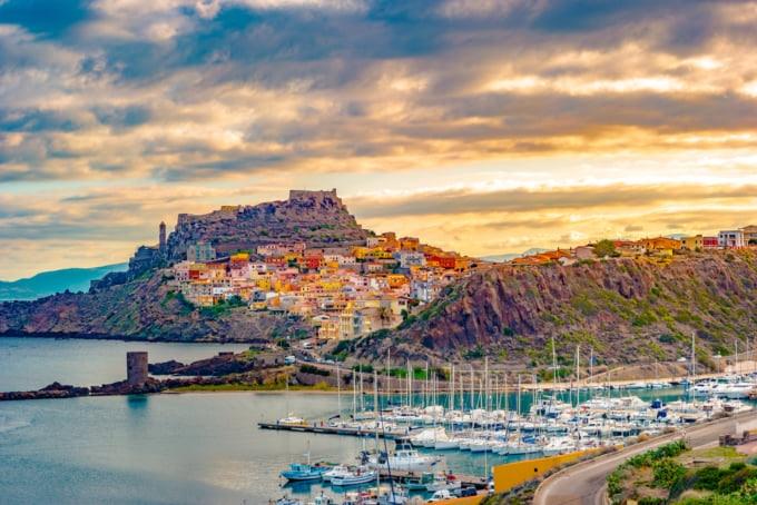 Sardinia, Island of Italy