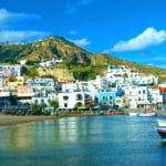 Top Ten Trending Destinations around the World for 2021 Beautiful view of Ischia in Italy