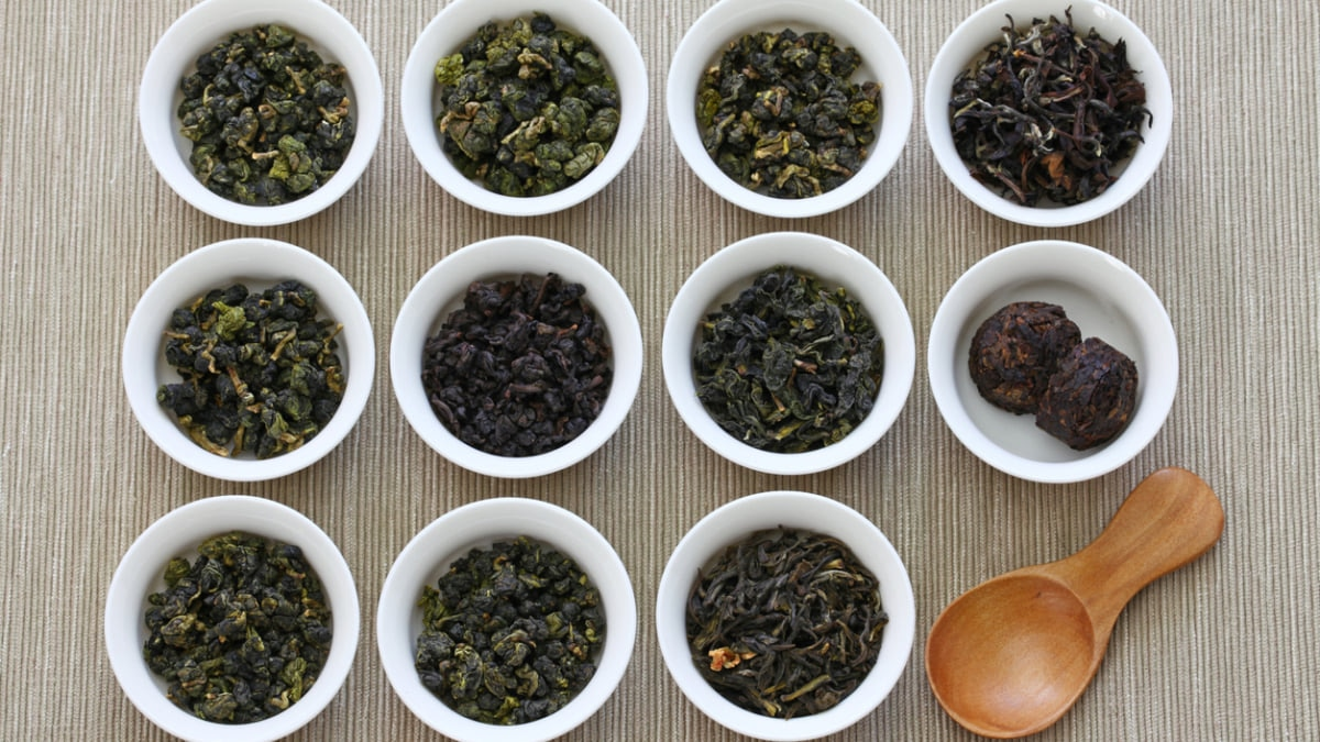 7 Types of Tea to Try in Taiwan