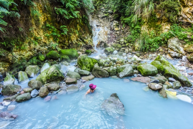 Hot Springs of Taiwan, things to do in Taiwan