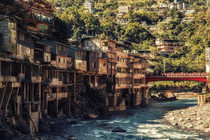 Taiwanese Aboriginal culture in Wulai Taiwan