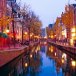 Red Light District in Amsterdam is Closing