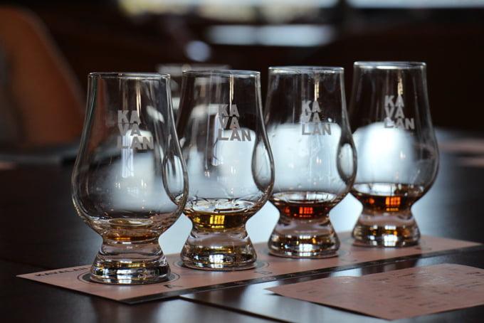 Kavalan Whisky Yilan Taiwan
