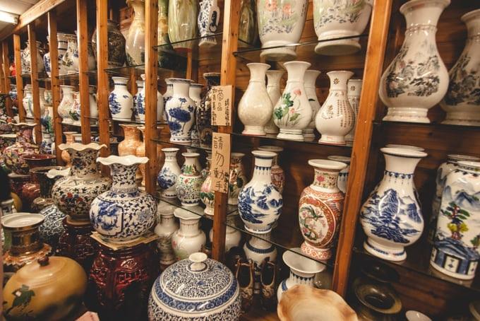 Yingge Pottery Taoyuan Taiwan