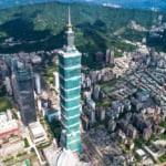 Taipei 101, Taiwan iconic building