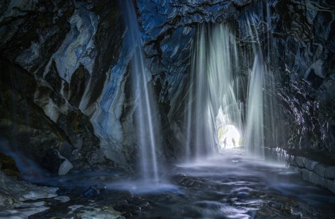 Water Curtain Cave Taroko Gorge Taiwan