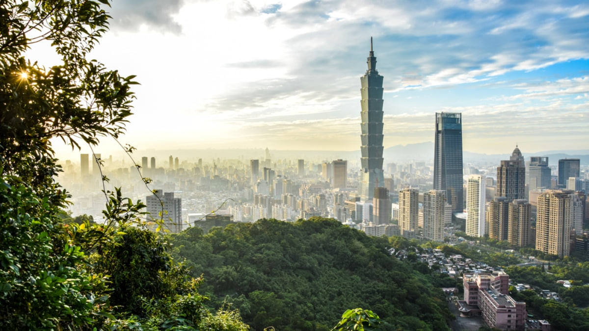 Taiwan Restarts International Tourism with New Travel Bubble