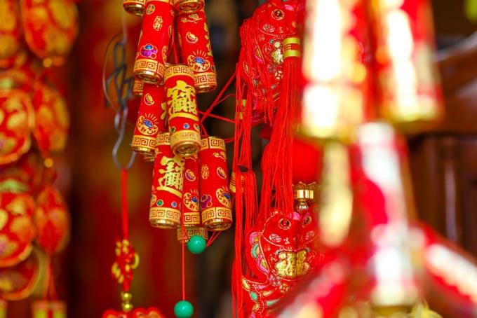 Chinese new year Taiwan