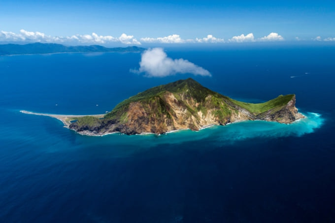 Guishan Island Yilan Taiwan