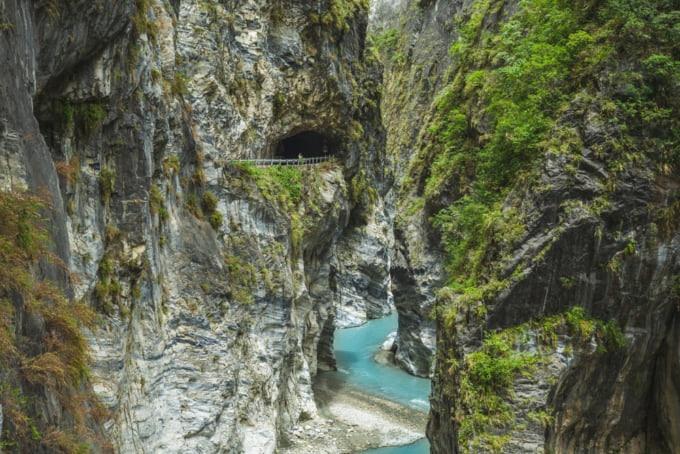Yanzikou Trail (Swallow Grotto Trail) Taroko National Park