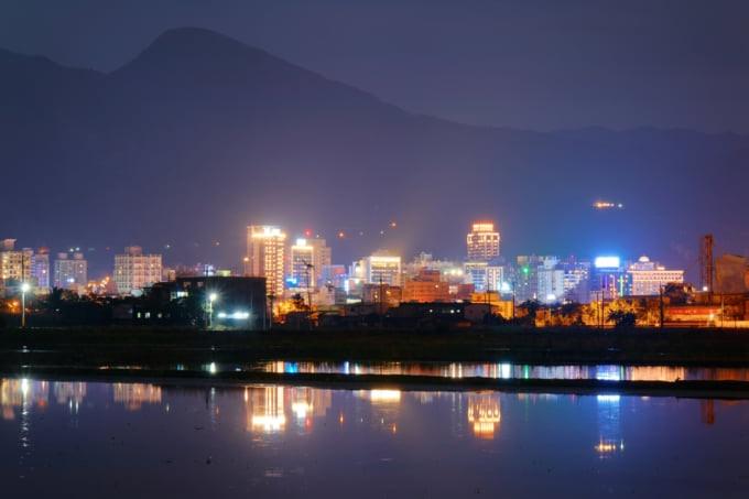 Jiaoxi Hot Springs Yilan Taiwan