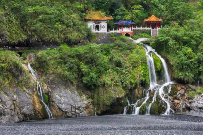 Taroko Eternal Shrine Temple Taiwan