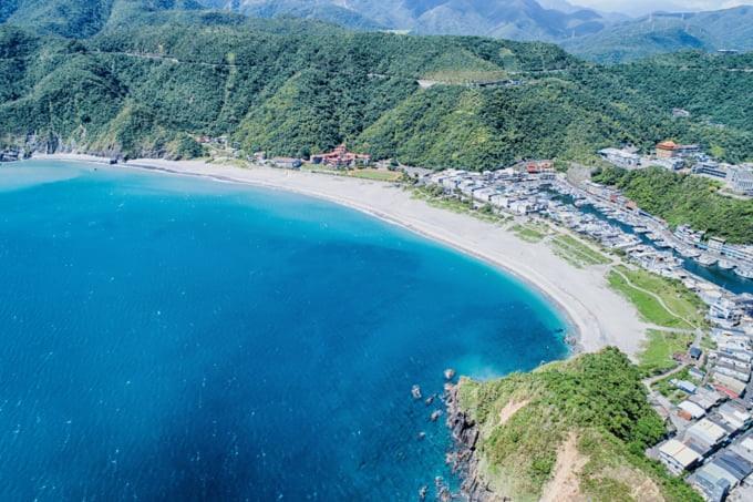 Neipi Beach Yilan, Taiwan
